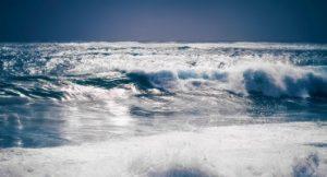 Rust door psychotherapie zoals golven in de zee